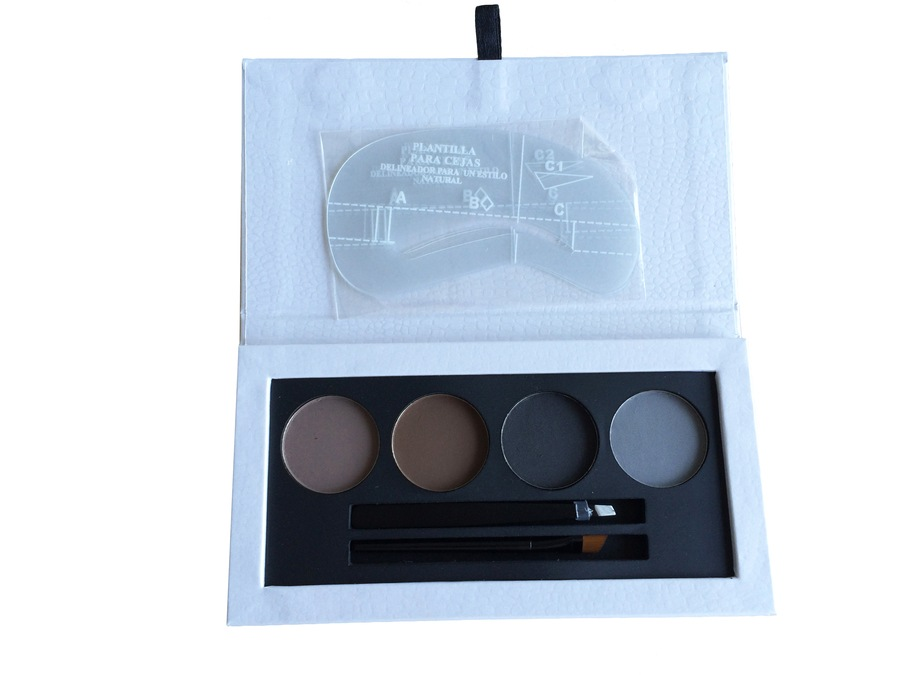 Hot Make Up Brow And Stencil Collection