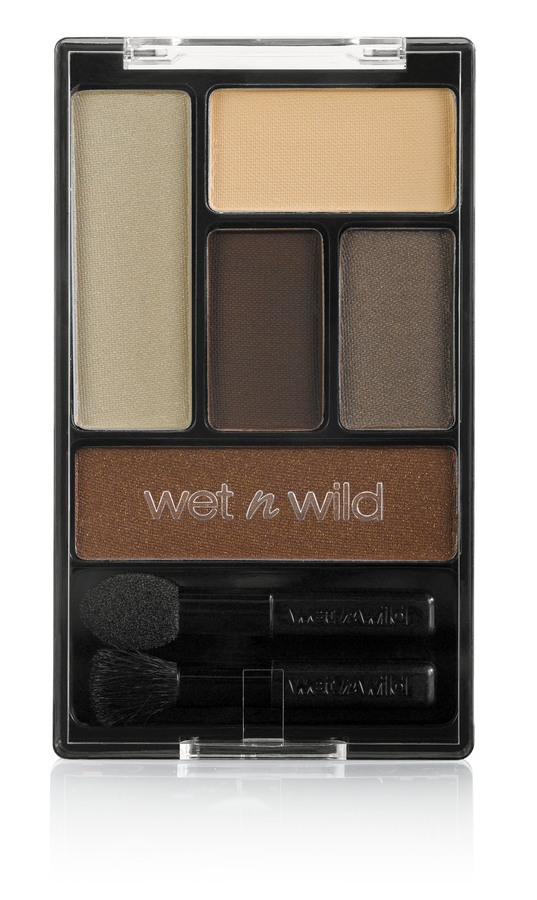 Wet`n Wild Color Icon Eyeshadow Palette The Naked Truth E3951