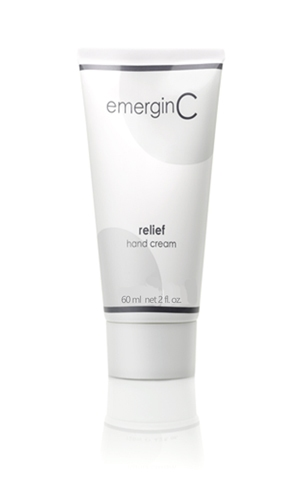 emerginC Relief Hand Cream 60ml