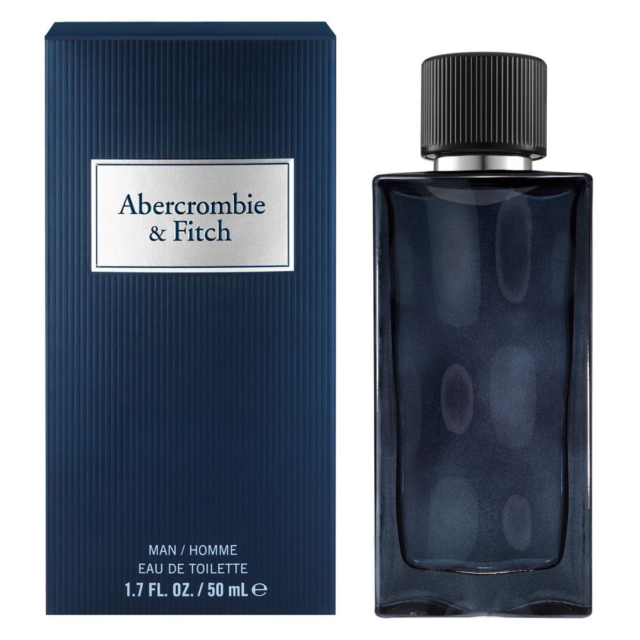 Abercrombie & Fitch Blue Men Eau De Toilette 50ml