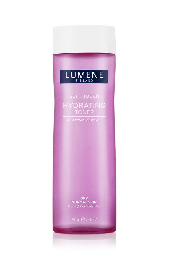 Lumene Skin Care Soft Touch Hydrating Toner 200ml