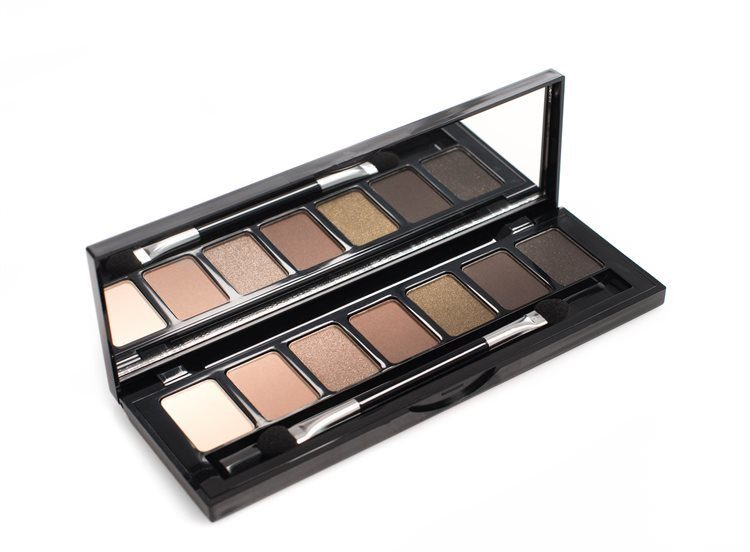 W7 Cosmetics Angel Eye Palette Out On Town