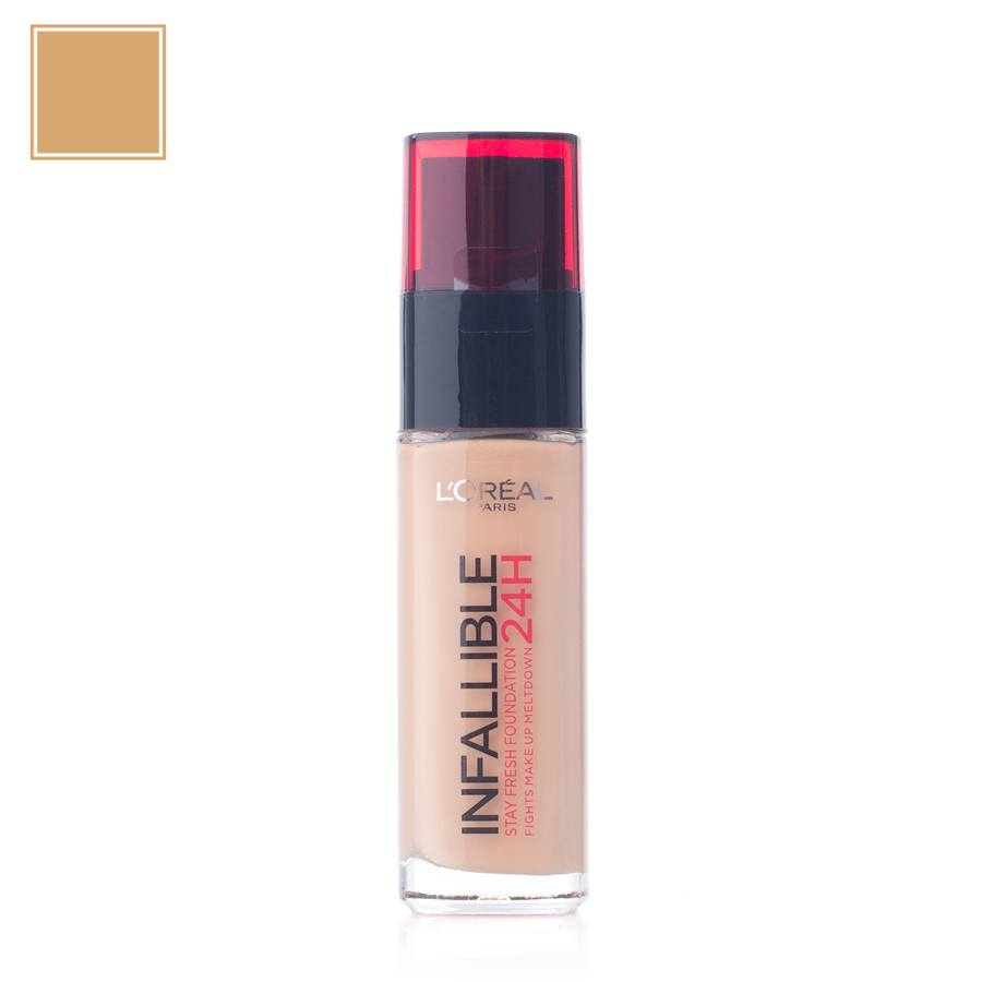 L'Oréal Paris Infallible 24H Liquid Foundation 235 Honey