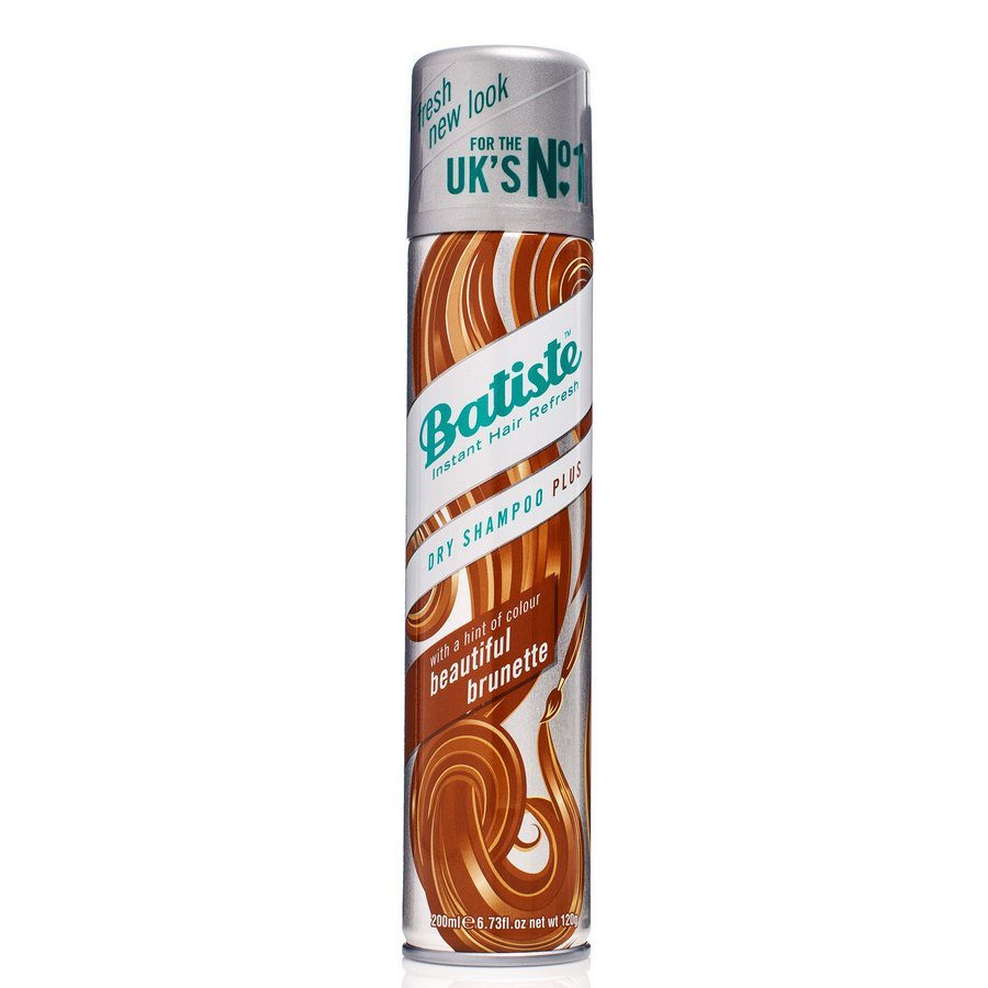 Batiste Dry Shampoo Plus Beautiful Brunette 200ml