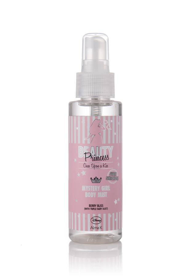 Disney's Beauty Princess Mystery Girl Body Mist 100ml