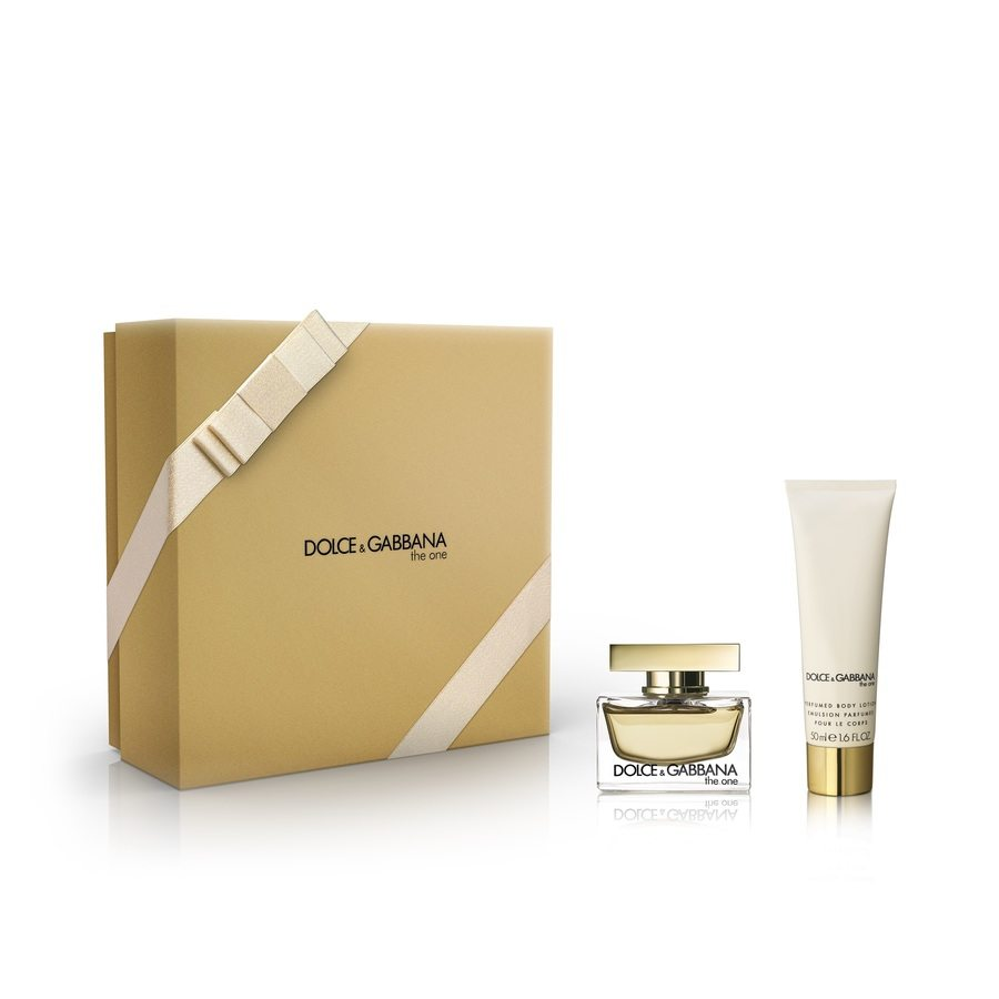 Dolce & Gabbana The One Eau De Parfum 30ml & Body Lotion 50ml Til Henne