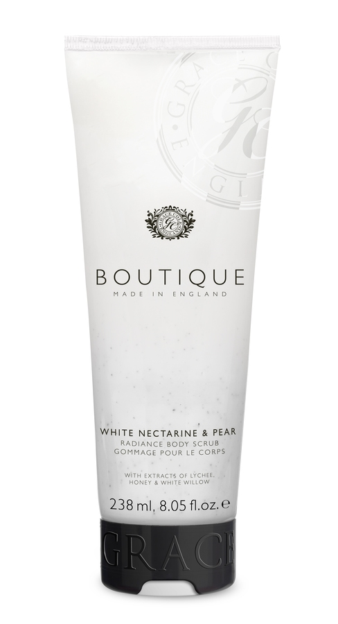 Grace Cole The Boutique Body Scrub White Necatarine & Pear 238ml