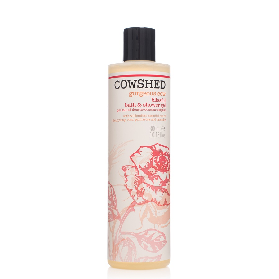 Cowshed Gorgeous Cow Bath And Shower Gel 300ml