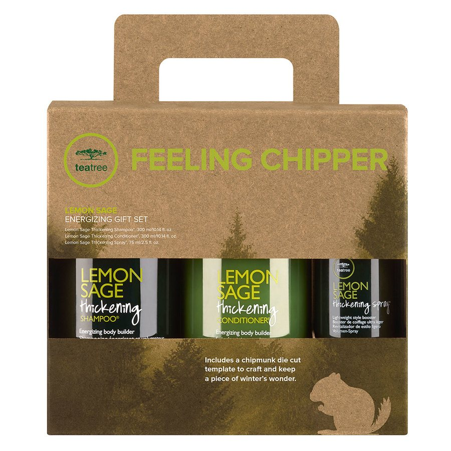 Paul Mitchell Feeling Chipper Giftset