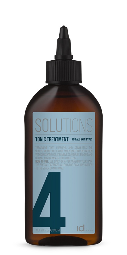 Id Hair Solutions No.4 200ml