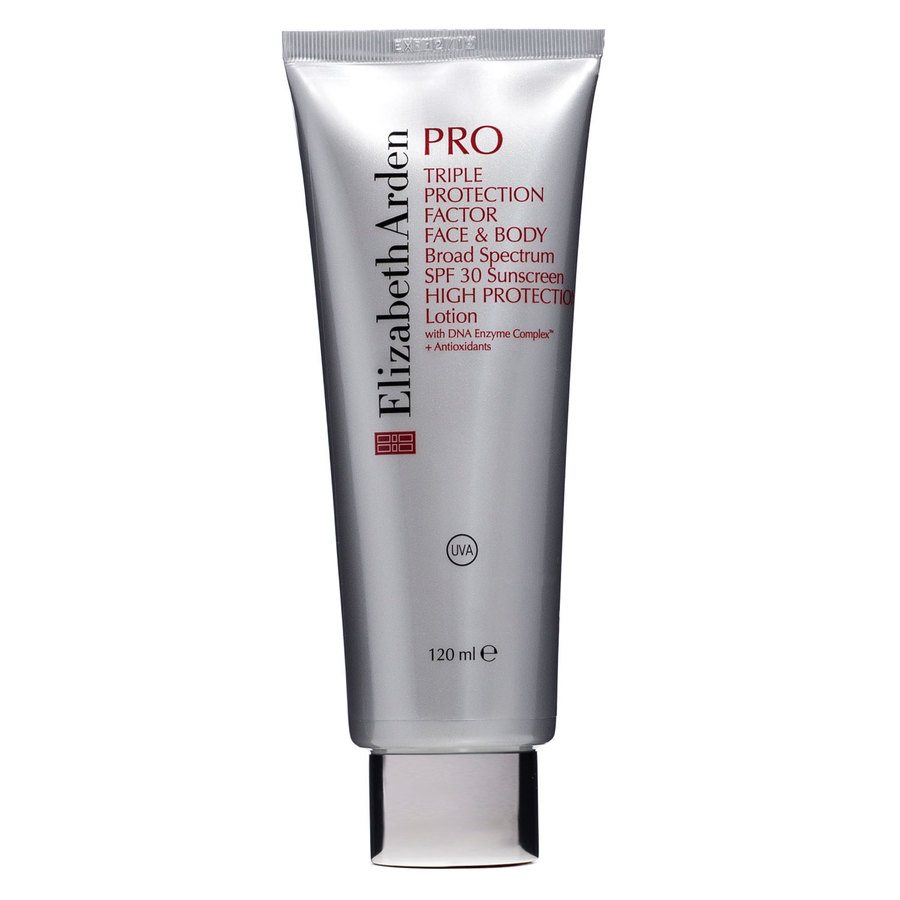 Elizabeth Arden Pro Triple Protection Factor Face & Body SPF 30 120ml