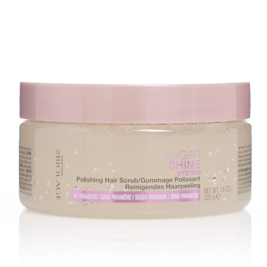 Matrix Biolage Sugar Shine Polishing Hair Scrub 220g