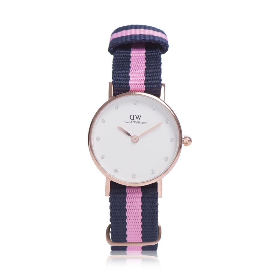 Daniel Wellington Classic Winchester Rose Gold 26mm DW00100065