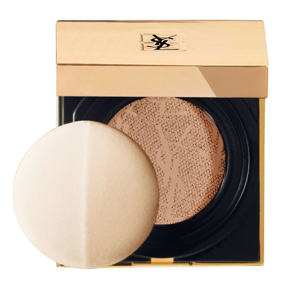 Yves Saint Laurent Touche Éclat Cushion Foundation #BD50 Warm Honey