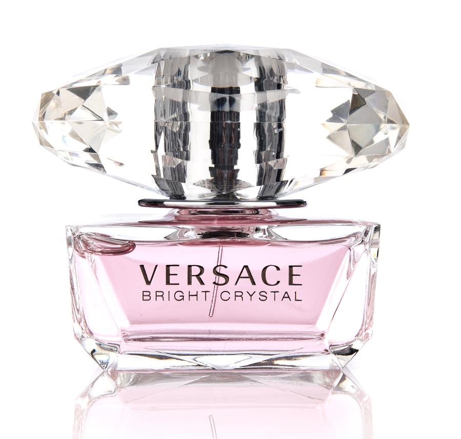 Versace Bright Crystal Eau De Toilette For Henne 50ml