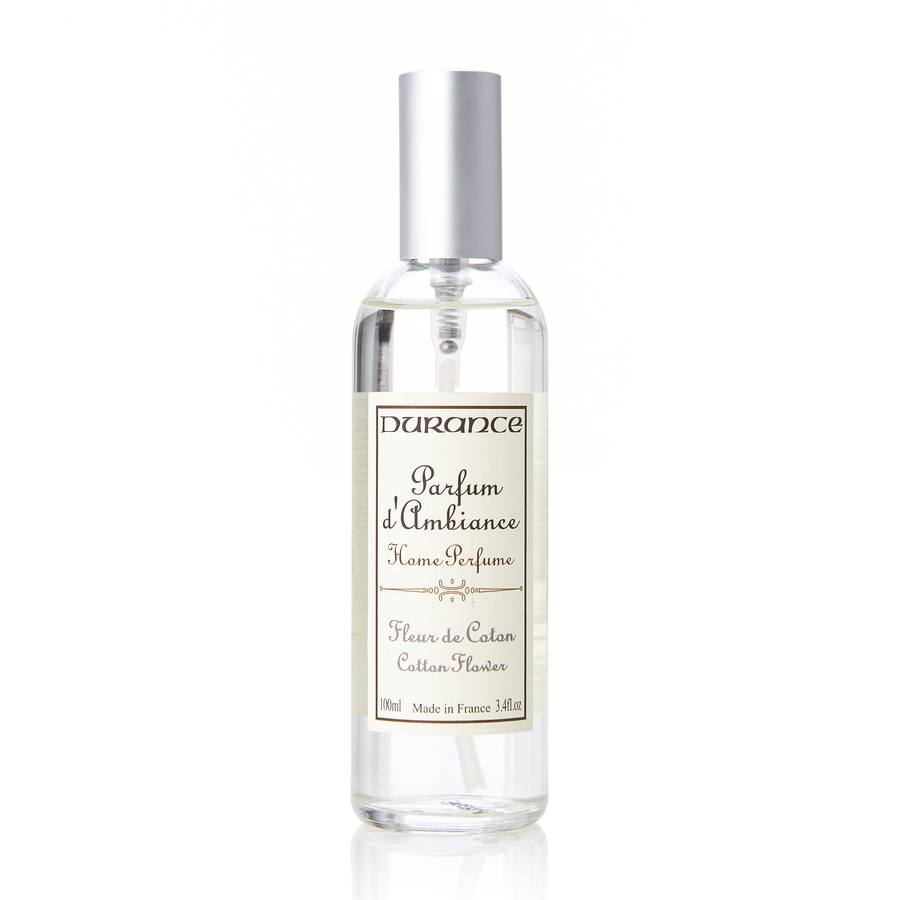Durance Home Perfume Cotton Flower Romspray 100ml