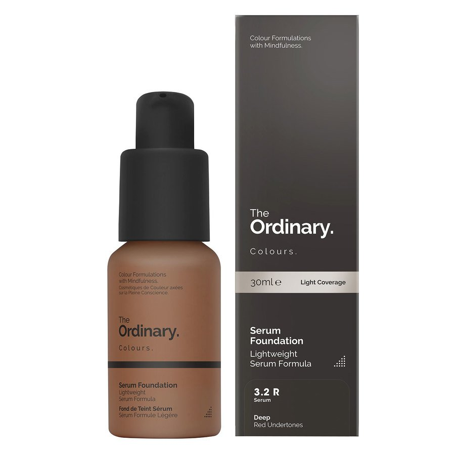 The Ordinary Serum Foundation 3.2 R Deep Red 30ml