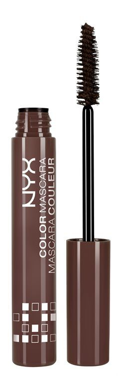 NYX Color Mascara Brown CM03