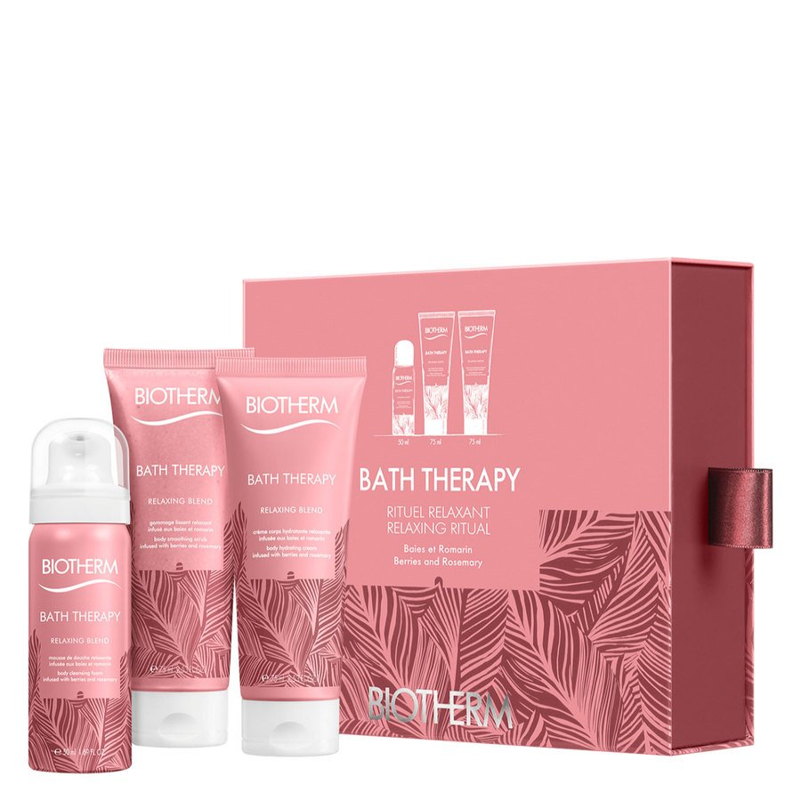 Biotherm Bath Therapy Relaxing Blend Starter Set