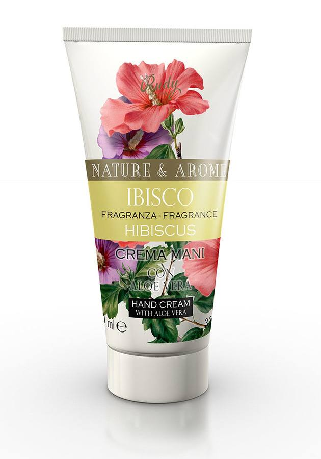 Nature & Arome Hand Cream Hibiscus 100ml