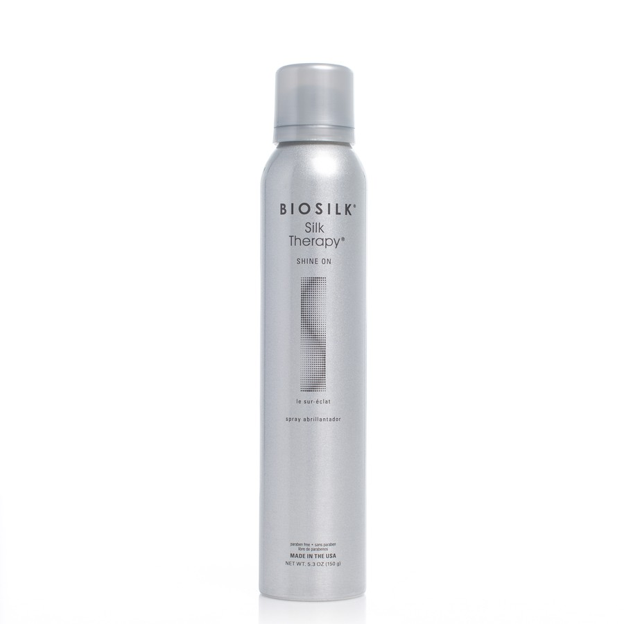 Biosilk Shine On Finishing Spray 150g