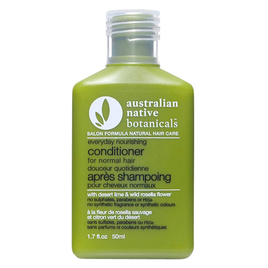 Australian Native Botanicals Everyday Nourishing Conditioner For Normal Hair 50ml