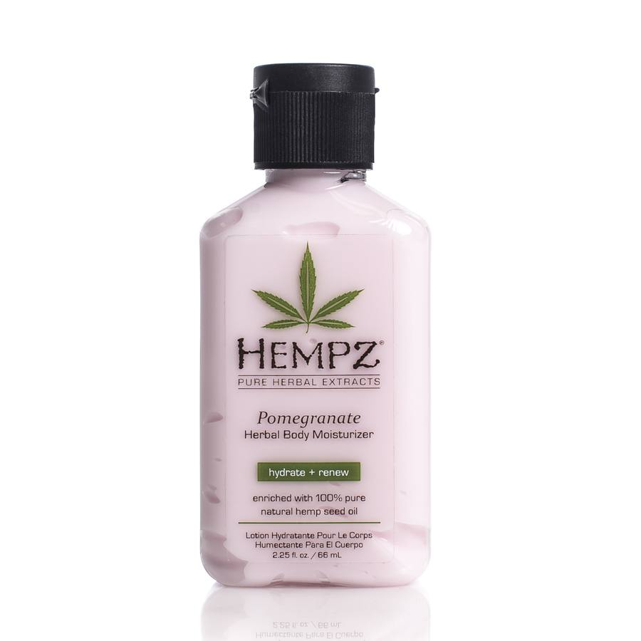Hempz Pomegranate Herbal Body Moisturizer 66ml