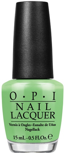 OPI Brights Collection Neons by OPI You Are So Outta Lime NL N34 15ml