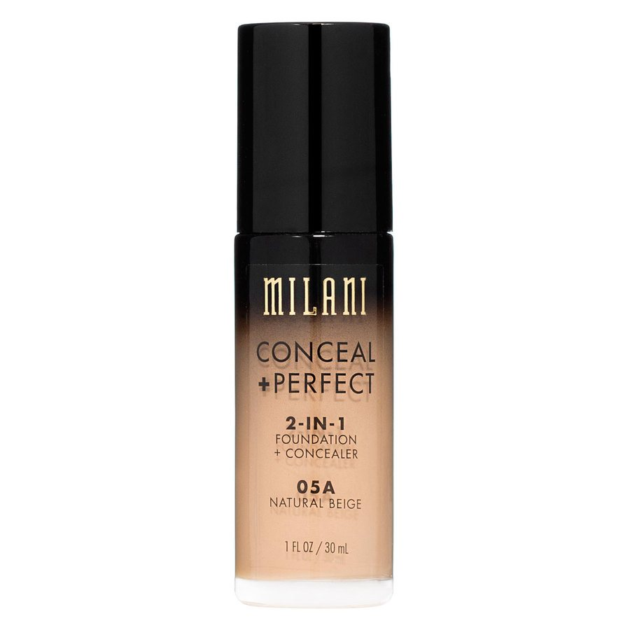 Milani Conceal & Perfect 2 In 1 Foundation + Concealer Natural Beige
