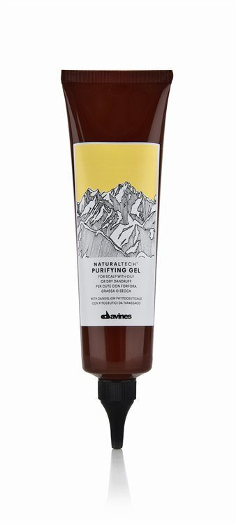 Davines NATURAL TECH Purifying Gel 150ml