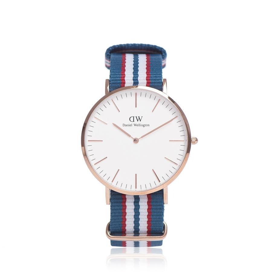 Daniel Wellington Belfast Rose Gold 40mm 0113DW