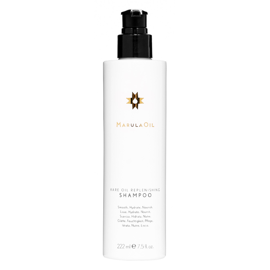 MarulaOil Rare Oil Replanishing Shampoo 222ml