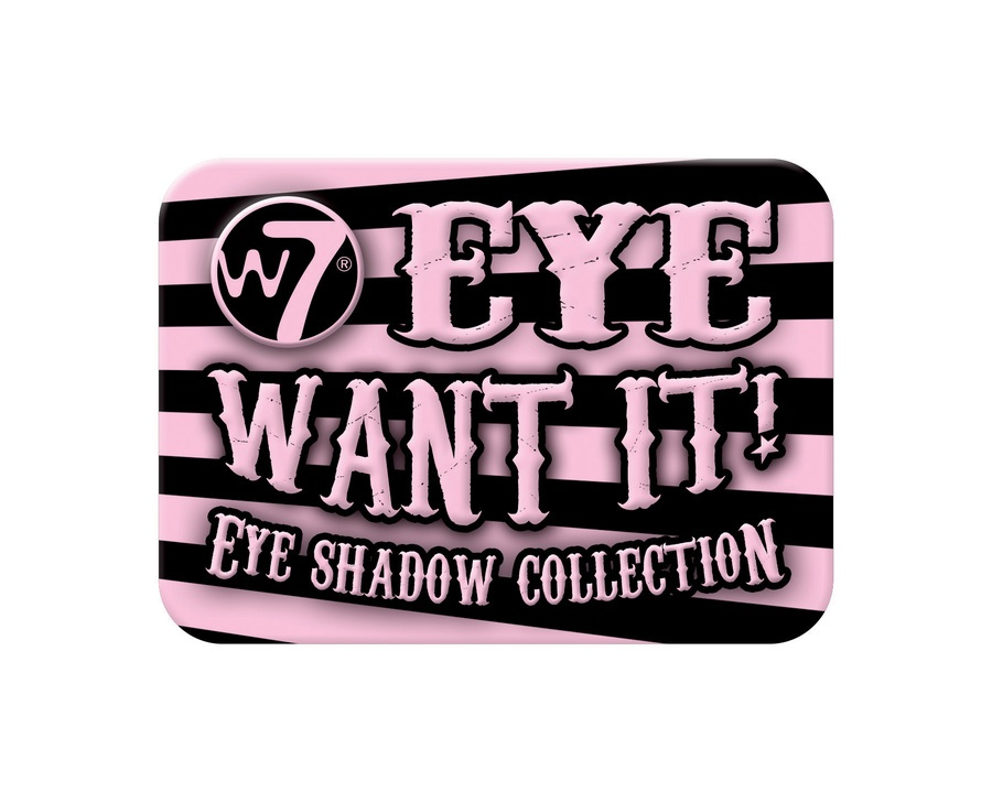W7 Cosmetics Eye Want It Eye Shadow Collection