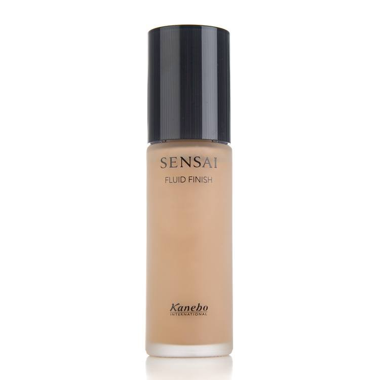Kanebo Sensai Fluid Finish Lasting Velvet Foundation FV204 Almond Beige 30ml