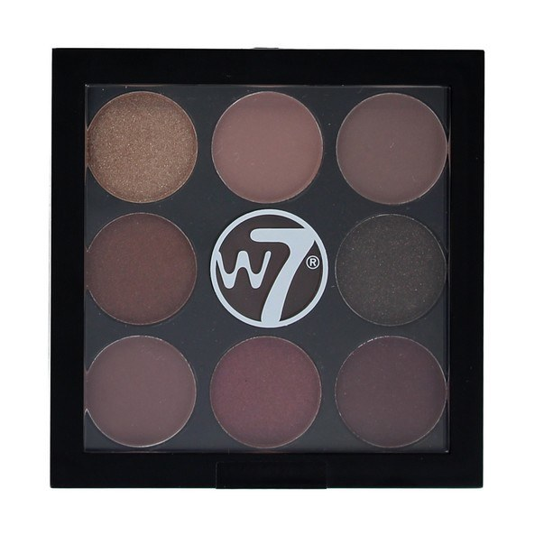 W7 Cosmetics The Naughty Nine Eyeshadow Mid-Summer Nights