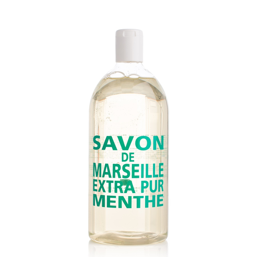 Compagnie De Provence Liquid Soap Refill Mint Tea 1000ml