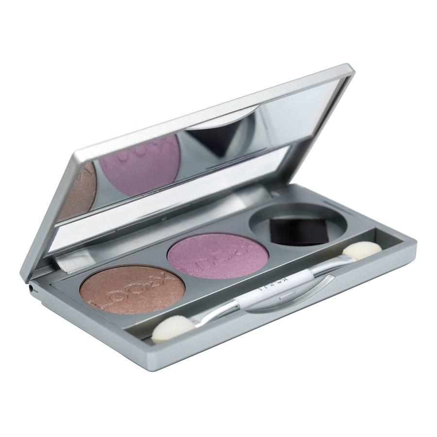 LOOkX Eyeshadow Box Triple Magnetic