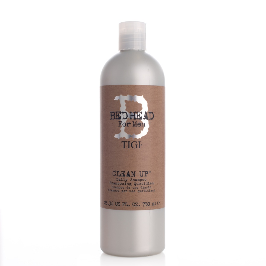 Tigi Bedhead For Men Clean Up Daily Shampoo 750ml