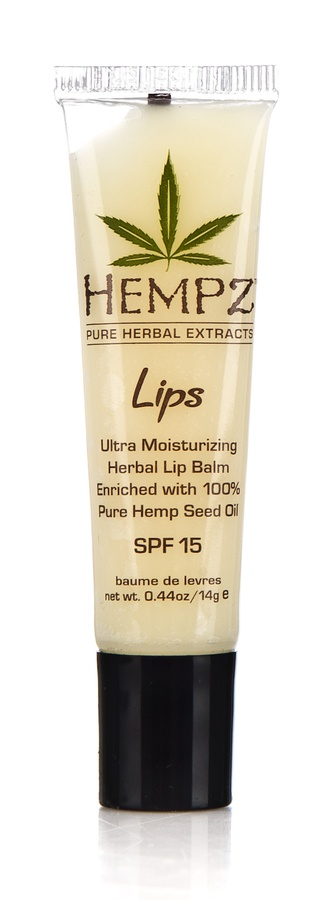 Hempz Ultra Moisturizing Herbal Lip Balm SPF 15 14g