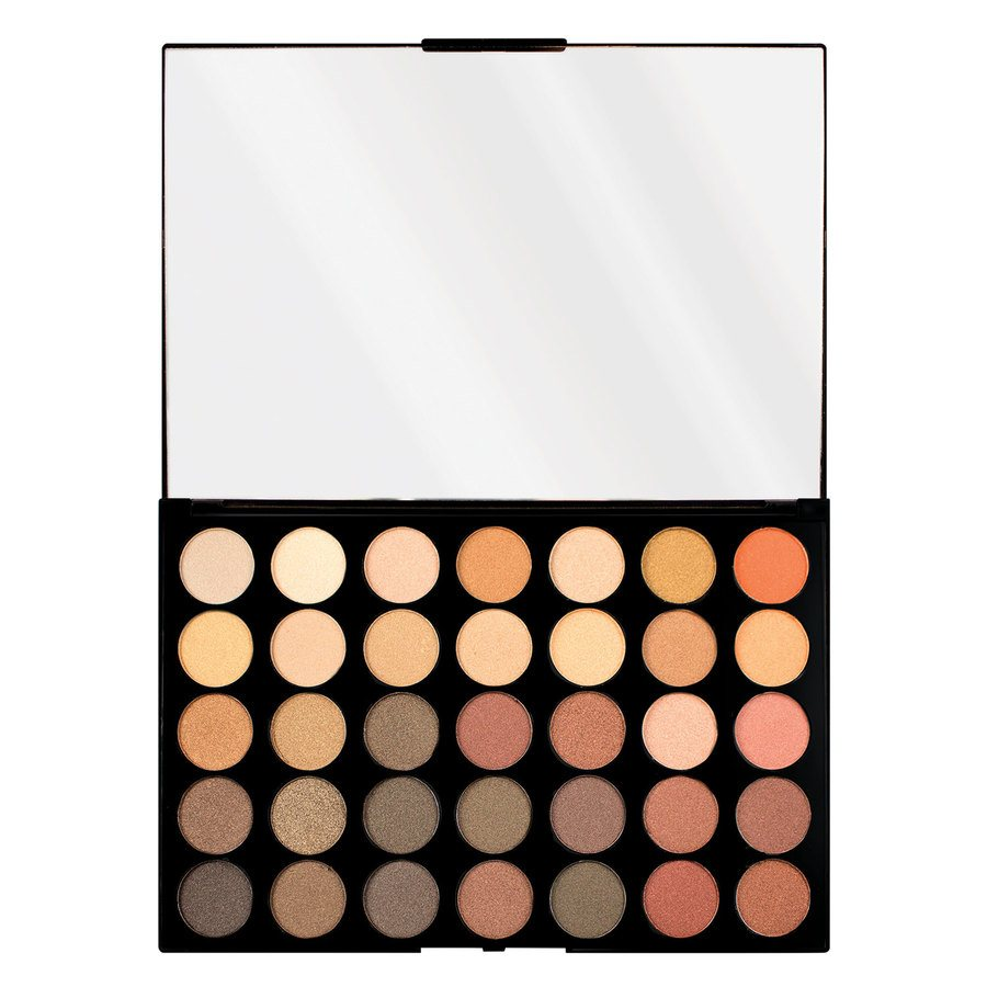 Makeup Revolution Pro HD 35 Eyeshadow Palette Amplified Total Shimmer Direction 30g