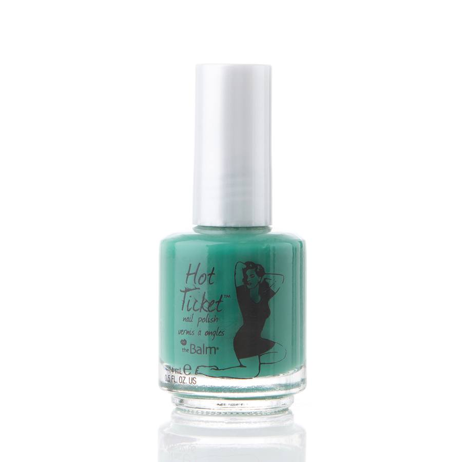 The Balm Hot Ticket Nail Poilsh Jade in the USA