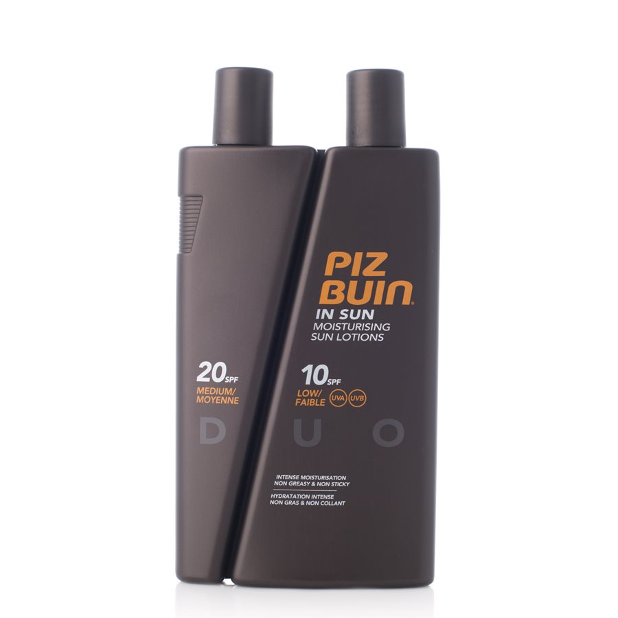 Piz Buin SPF10/20 Moisturizing sun Lotion  300ml