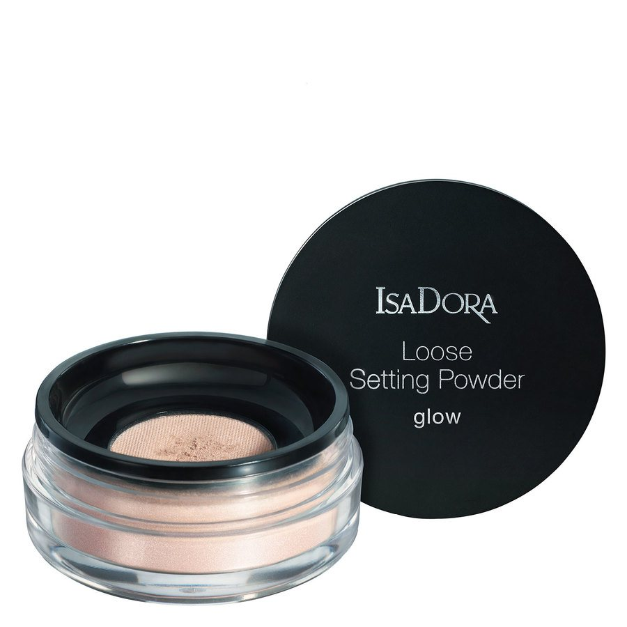 IsaDora Loose Setting Powder #20 Glow 15g