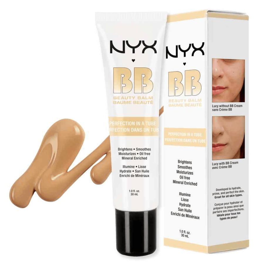 NYX BB-Cream Golden 30ml BBCR03