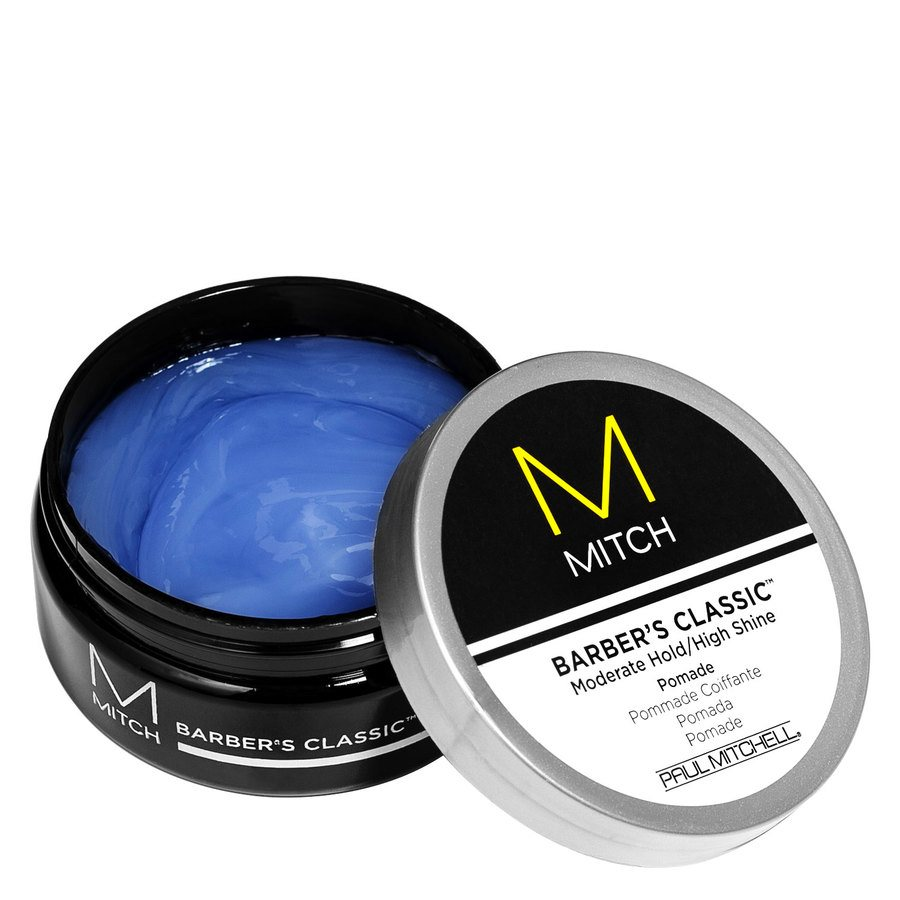 Paul Mitchell Mitch Barber`s Classic Moderate Hold High Shine Pomade 85g