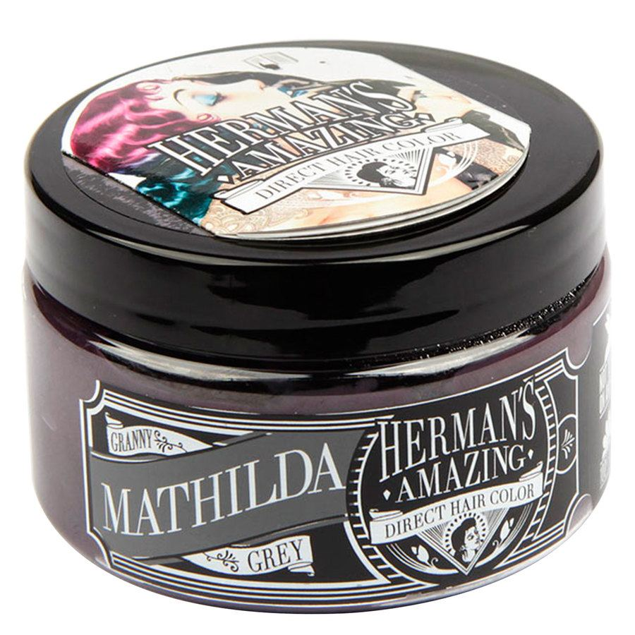 Herman's Amazing Direct Hair Color Mathilda Granny Grey 115ml