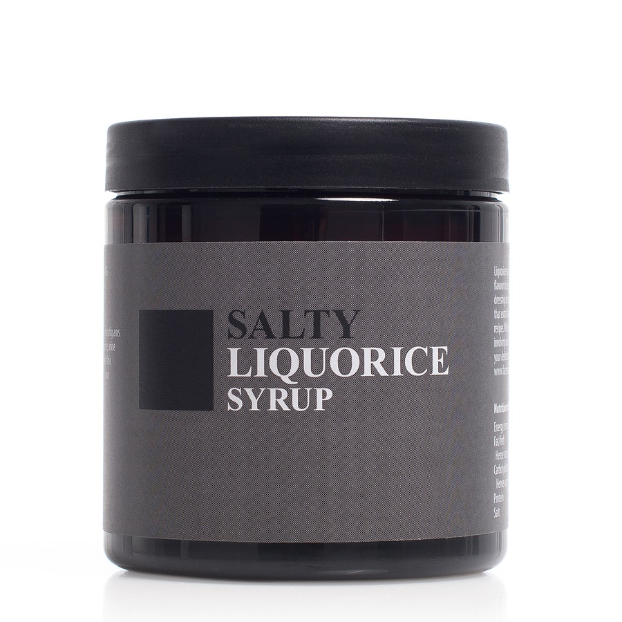 Lakrids By Johan Bülow Salty Syrup 300g