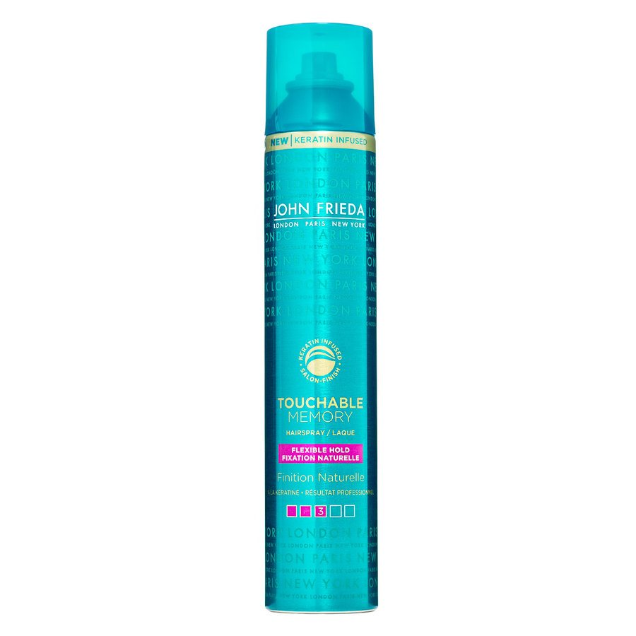 John Frieda Touchable Hairspray 400ml