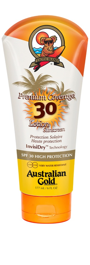 Australian Gold Premium Coverage Lotion SPF 30 177ml