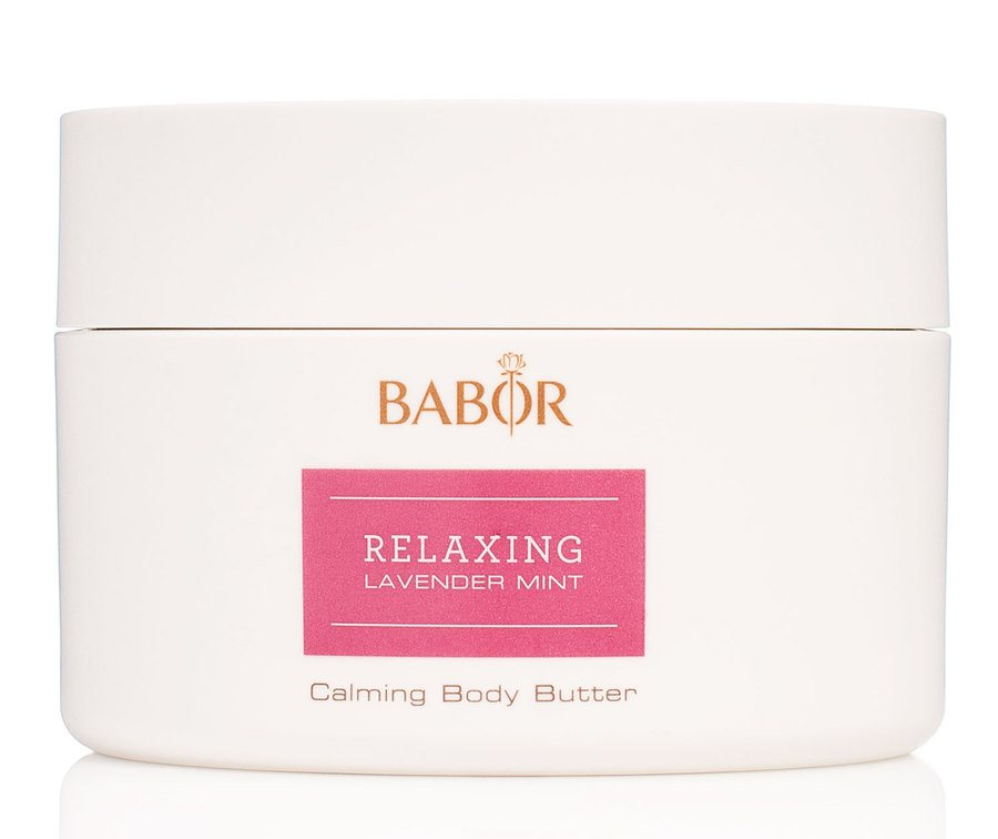 Babor Relaxing Lavender Mint Calming Body Butter 200ml
